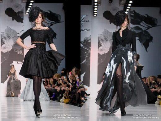 IGOR GULYAEV | коллекция весна-лето 2015 (закрытие Mercedes-Benz Fashion Week Russia)