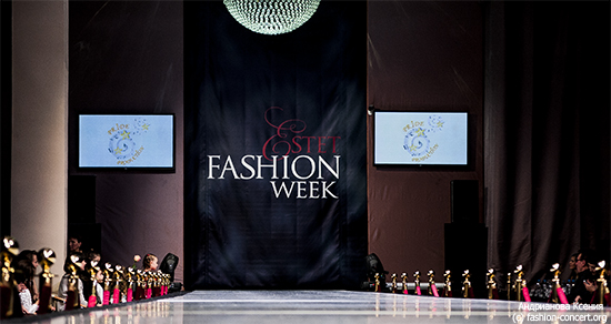 Открытие Estet Fashion Week