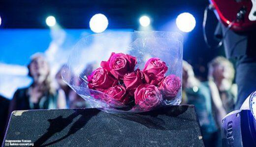 Группа Стаса Намина «Цветы» дала большой концерт в Москве