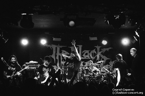 The Black Dahlia Murder — MONA CLUB — 22.11.2014 ФОТО