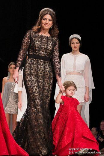 Moscow Fashion Week :  Дебют Жасмин (интервью)