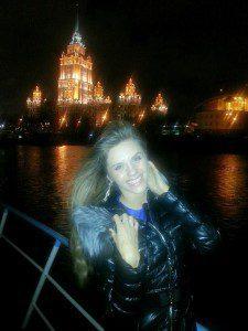 Краса России-2014 — Татьяна Баитова из Курганской области