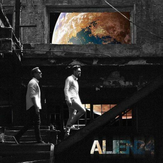 ЭЛЕКТРОННЫЙ альбом ALIEN24.