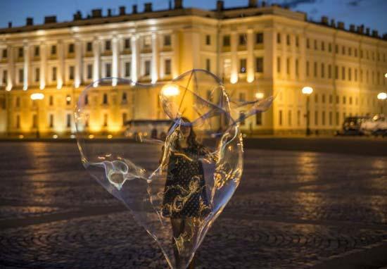 церемония вручения Молодежной премии Санкт-Петербурга в области художественного творчества