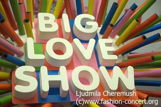 BIG LOVE SHOW 2015