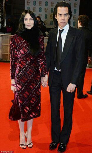 Бунтарь Ник КЕЙВ нарушил дресс-код на кинопремии BAFTA