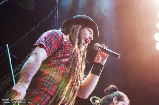 ска-панк- группа «Distemper»