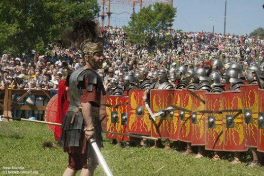 Римские каникулы в Москве