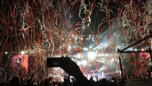 Park live 2015, «Muse»!  Теперь есть, что рассказать внукам!