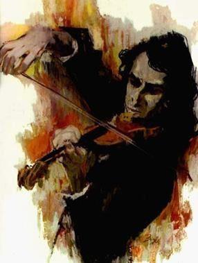Душа в обмен на музыку