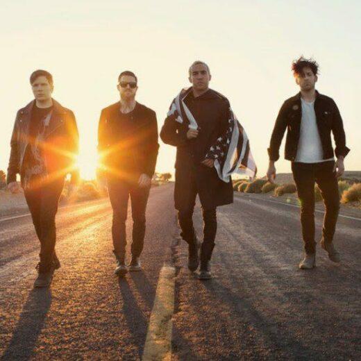 Ожидаемое шоу Fall Out Boy в России