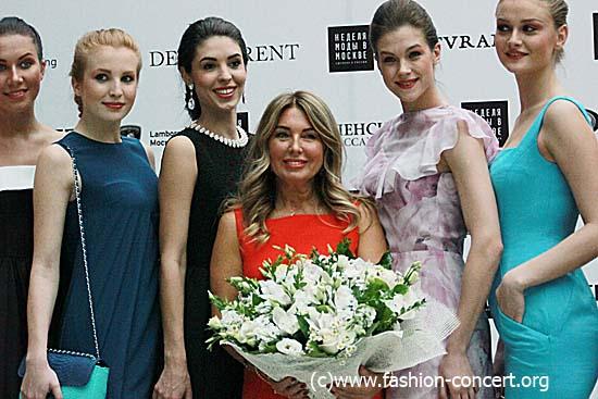 Galina Vasil'eva Moscow Fashion Week 2016