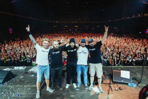 «Мэйк Сам Нойз»: большой концерт Noize MC с оркестром. 13 ноября, Ray Just Arena