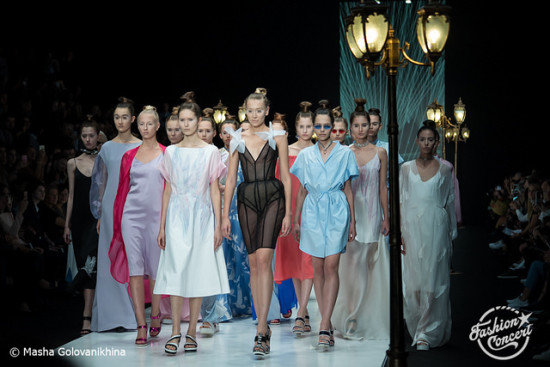 MBFWRussia - day 1