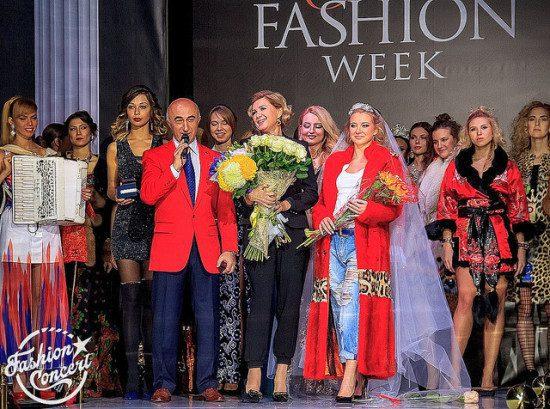 Estet Fashion Week осень 2016