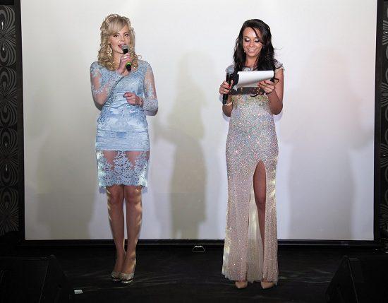 "Презентация клипа «Мания» и журнала ""Luxury Lady"""