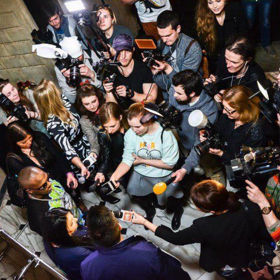 Практика для журналистов — опыт не требуется!)))