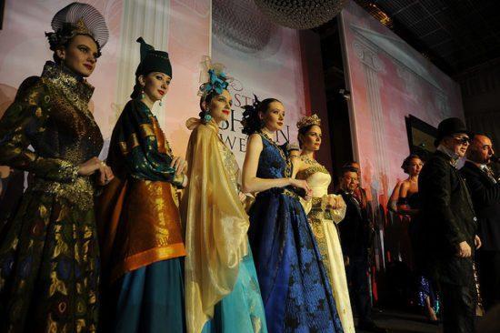 «Эстетичное» открытие 13 Недели моды