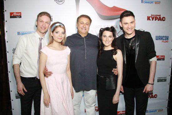 Валерий Курас представил горячий видео-хит «Каблучок»