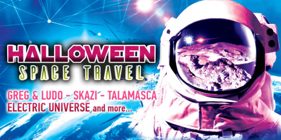 28.10.17 ⎈ HALLOWEEN «SPACE TRAVEL» @ ГЛАВCLUB