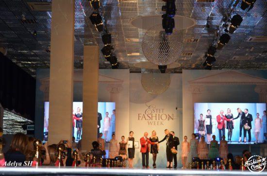 Виктория Дайнеко на Estet Fashion Week и юные таланты