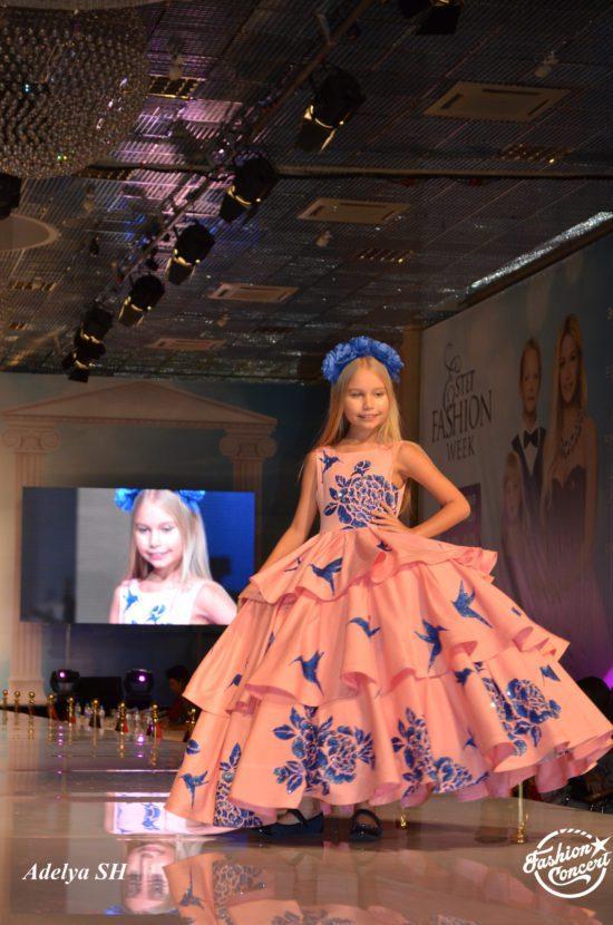 Торжество детской моды