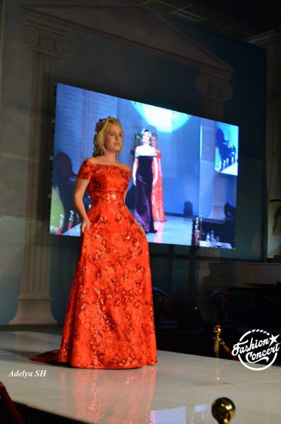 Прохор Шаляпин и Вячеслав Зайцев на открытии Estet Fashion Week