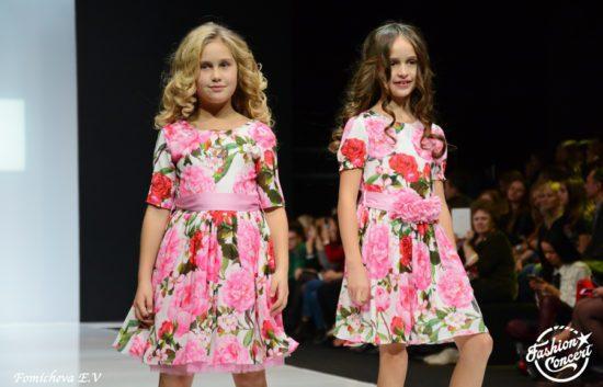 Дети и джунгли на Неделе Моды в Москве