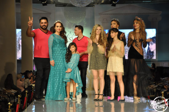 Знаменитости на Estet Fashion Week