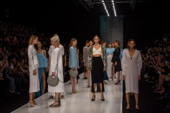 Апгрейд Mercedes-Benz Fashion Week Russia