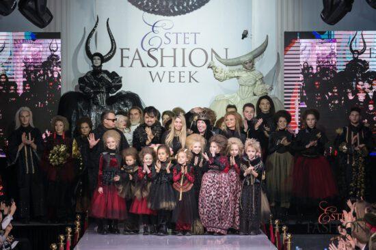 Estet Fashion Week стала самой длинной неделей моды России