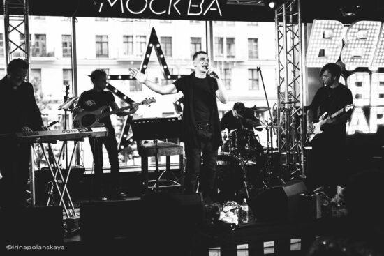 Большой сольный концерт Максима Бурматова